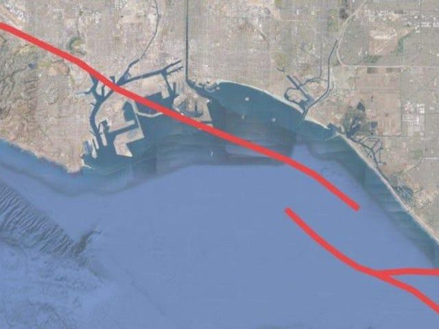 Denne fejl i Los Angeles virkede sovende og kunne nu forårsage et jordskælv på 6,4 i styrke.