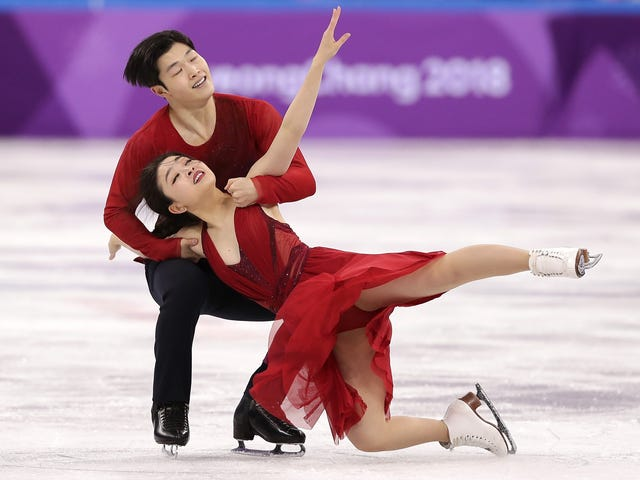 What Makes Ice Dancing Different? Brother-Sister Pairs, To Start