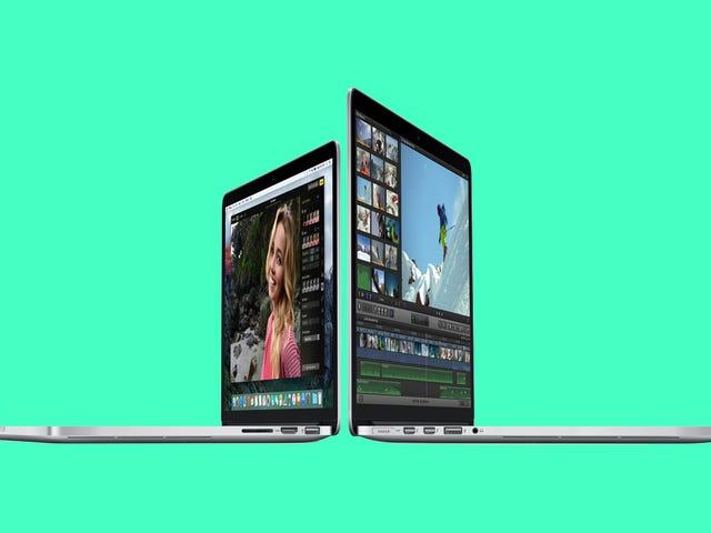 据报道,MacBook Pro将在键盘上方获得OLED触摸屏