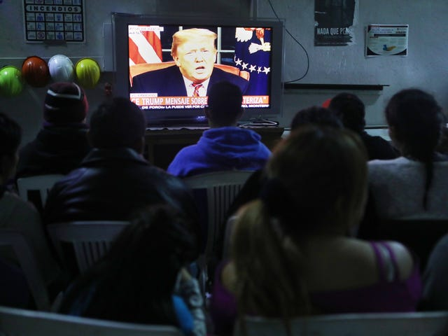 Trump's Immigration Proposal, Much Like His Administration, Is Garbage