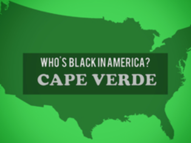 Who's Black in America: Cape Verde
