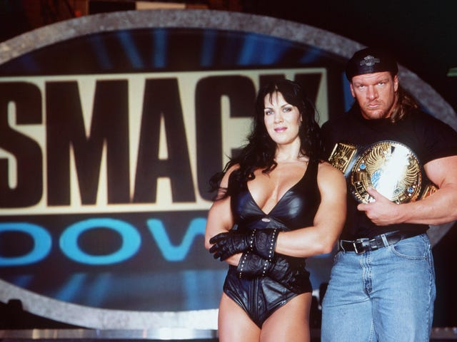 Even With Chyna And The Honky Tonk Man In It, The WWE Hall Of Fame Is As Cynical As It Looks