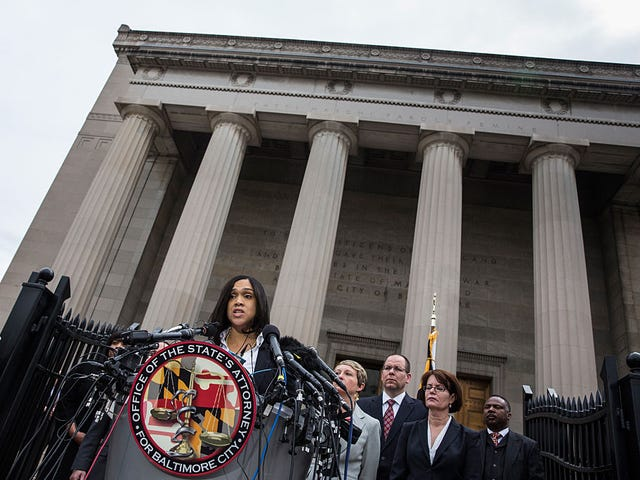 Freddie Gray's Black Life Just Did Not Matter Enough