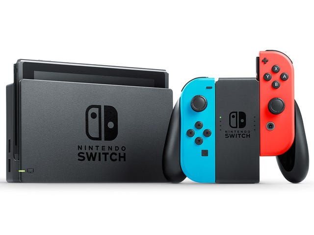 The Switch is not a handheld (for now).