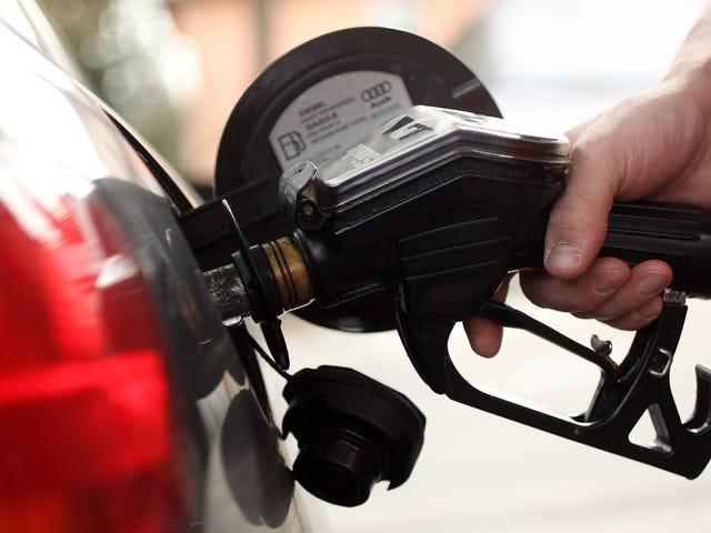 Beli Gas setiap Senin untuk Menghemat Uang
