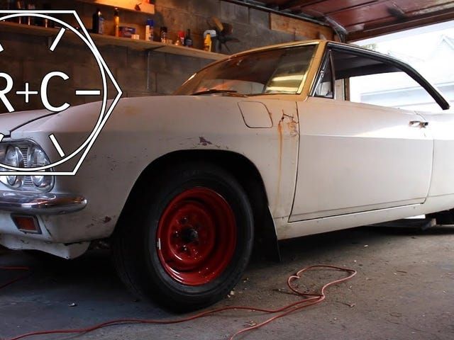 Get ready to get spoopy | The Corvair episode is near