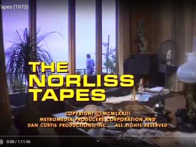 Ang Mga Tape Norliss