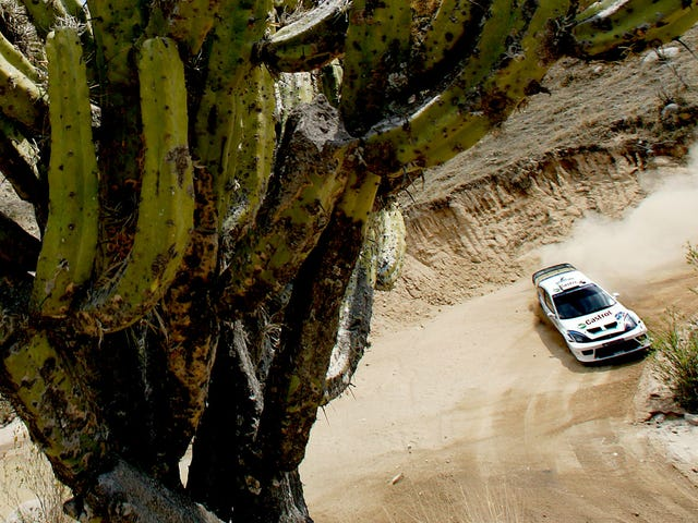 Rally Flashback: 2004 Rally Mexico