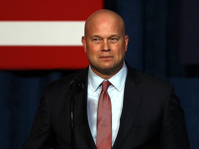Acting Attorney General Matthew Whitaker Cleared To Oversee Russia Investigation: Report