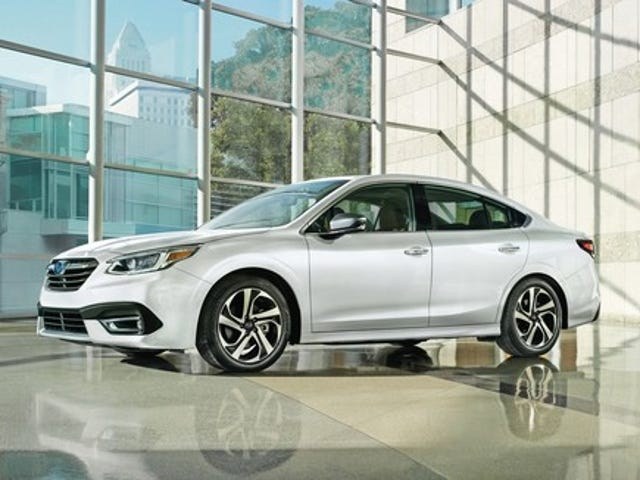In Mexico the Subaru Legacy is more exclusive than most supercars