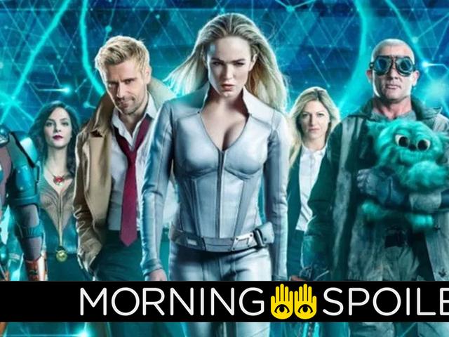 ¿Crisis en las Tierras Infinitas acaba de lanzar una nueva estrella de Legends of Tomorrow?