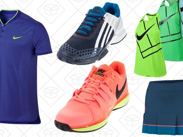If You Love Tennis, Here's a Smashing Discount Code That Should Be Right Up Your Alley