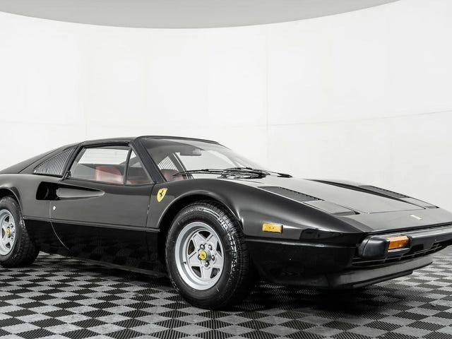 At $39,999, Is This 1979 Ferrari 308 GTS Worth Selling a Kidney?