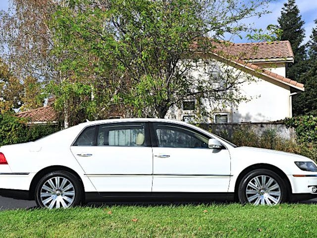 Everything wrong with the 2005 VW Phaeton