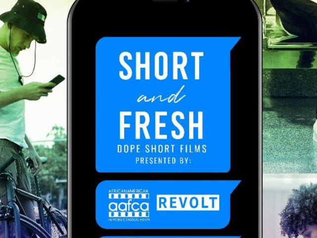AAFCA and Revolt TV Partner For New Culture Series, <i>Short and Fresh;</i> Announce Call For 'Hip-Hop Identity' Films from Young Creatives
