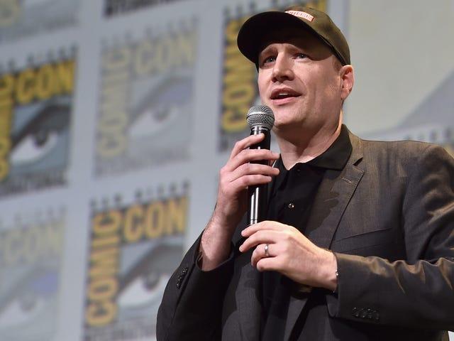 Kevin Feiges nya Marvel-titel signalerar stora förändringar för företagets struktur