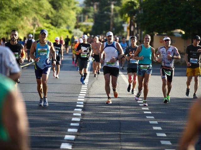 Pelari Ultramarathon Memukau Sukar Dia Merobek Esofagus