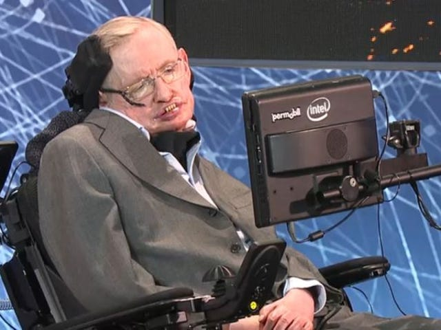 Woman Arrested for Plot to Kill Stephen Hawking