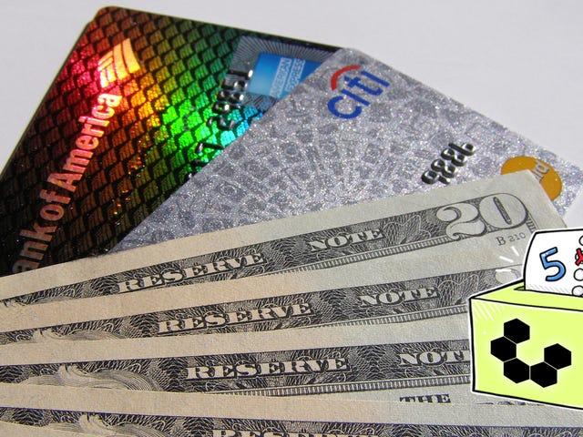 Five Best Rewards Credit Cards