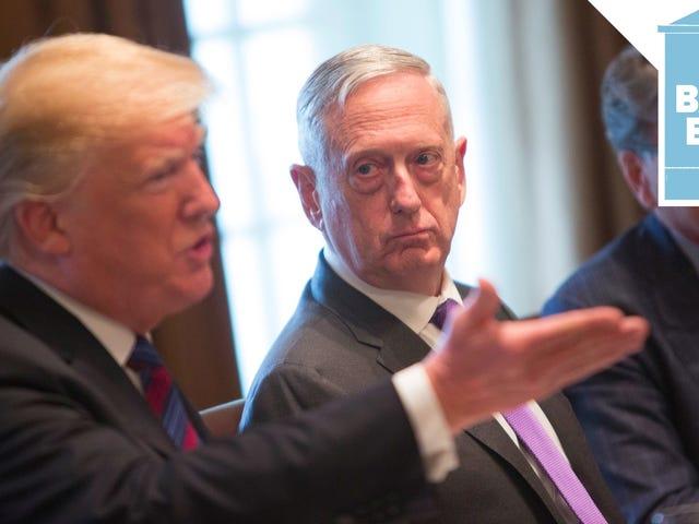 """Trump vorrebbe iniziare a """"fare cose militarmente"""" al confine già pesantemente militarizzato"""
