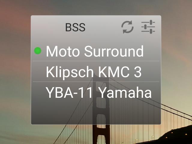 El interruptor de altavoz Bluetooth cambia fácilmente entre varios altavoces