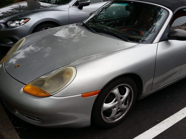 My Porsche Loaner