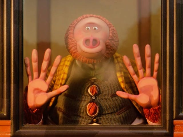 ZachGalifianakis is a tender-hearted Bigfoot in first trailer for Laika'sMissing Link