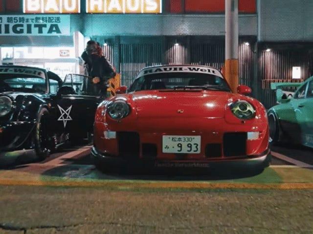 Tutte queste Porsche RWB in un unico posto sono straordinariamente belle