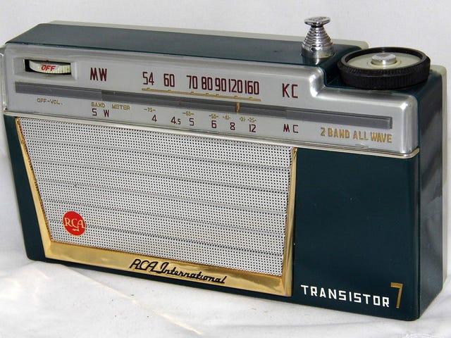 Vintage 60s Radios
