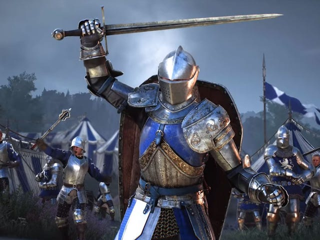 Medieval Melee Game Chivalry Gets A Sequel