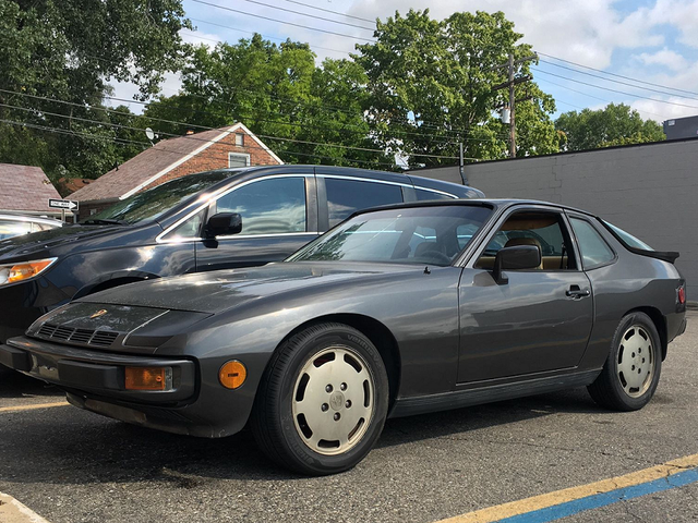 924 Turbo Test Drive Two