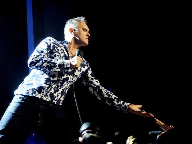 Morrissey có một số điều ngu ngốc để nói về hành hung tình dục và nhiều hơn nữa <em></em>