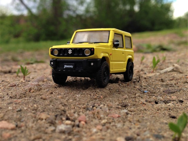 Land of the Rising Sun-day: The Little Jimny
