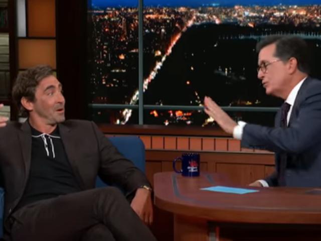 Even elf king Lee Pace can't stump Tolkien expert Stephen Colbert