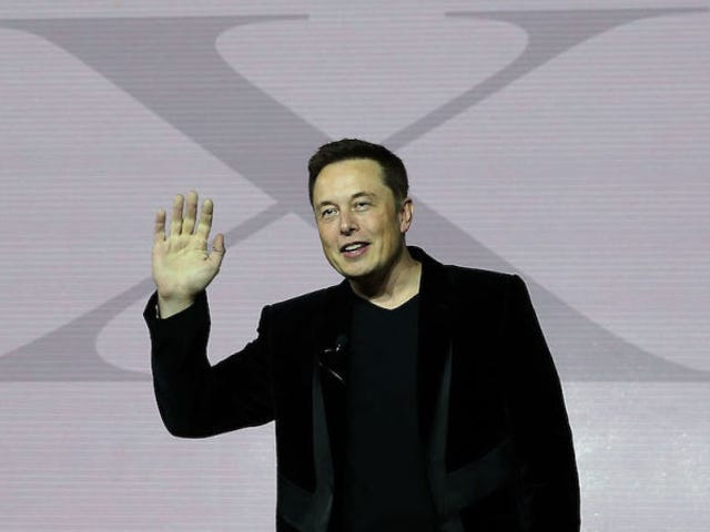 Elon Musk On His Own Company's Technology: 'Safe, But Unpleasant'