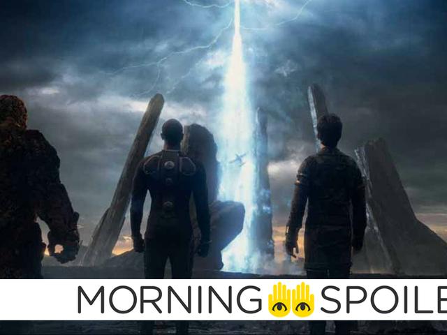 Detalles aún más extraños sobre la nueva película de los <i>Fantastic Four</i> rumoreados