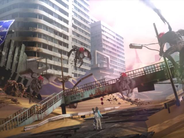 Shin Megami Tensei V afsløret med en trailer