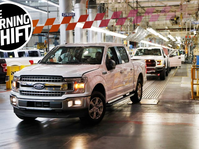 Ford's Layoff Plan Is Making A Ton Of People Nervous: Report