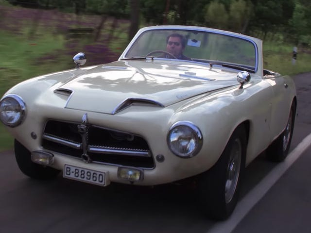 What The Hell Is A Pegaso Z-102?