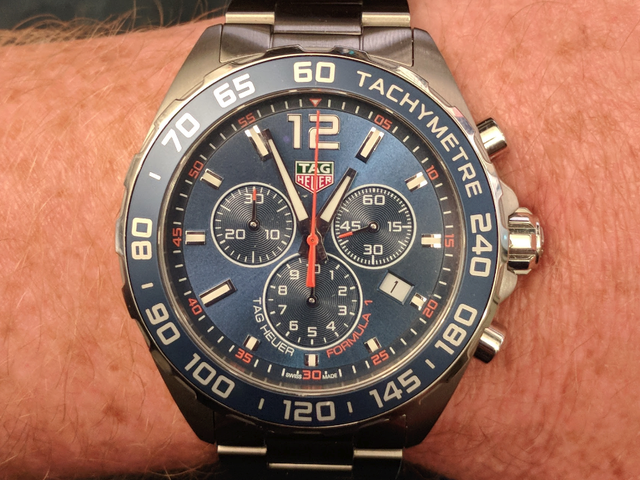 Watchlopnik: Formula 1 edition