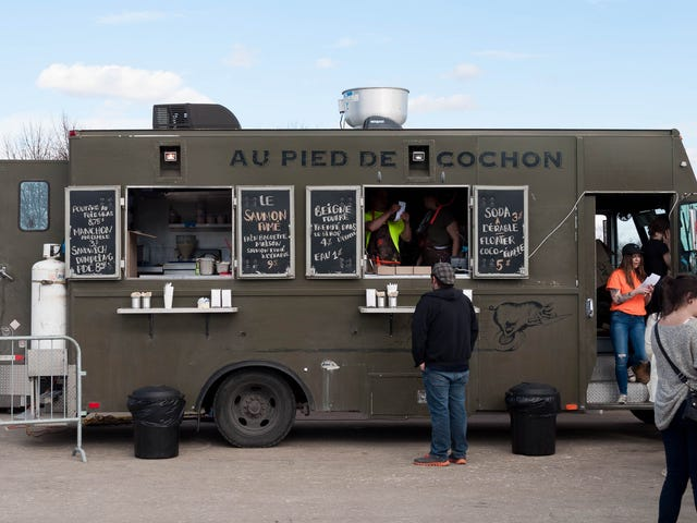 What Vehicle Makes The Best Food Truck ?