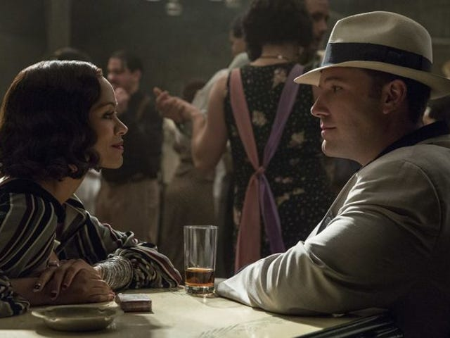 Ben Affleck gets serious about his pulp fiction in Live By Night
