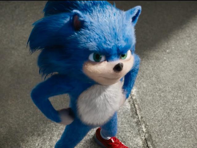 <i>Sonic The Hedgehog</i> Фильм отложен до 2020 года, чтобы исправить вид Sonic