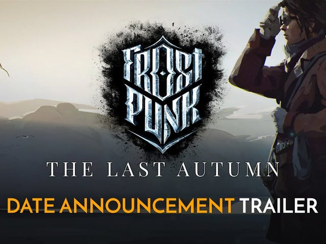 Frostpunk's next expansion, The Last Autumn, is a prequel that takes place before all the ice and sn