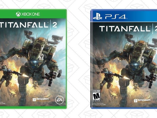 Titanfall 2 Is Already Being Discounted