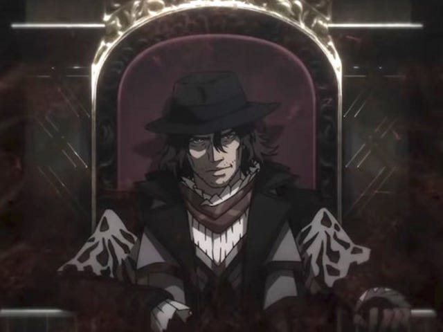 Enjoy the anime chapter of Final Fantasy XV Episode Ardyn