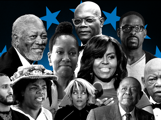 Oprah's Gift Is Her Presence, Storm Has Iridescence and Kaepernick Will Keep You Guessing: 2020 Presidential Black Power Rankings, Week 22
