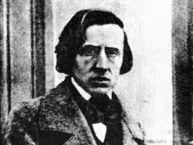 TIL Frédéric Chopin's heart was preserved in Cognac
