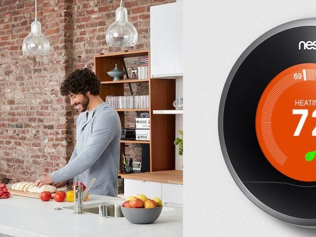 The Nest Learning Thermostat Is Over $50 Off, If You Hurry