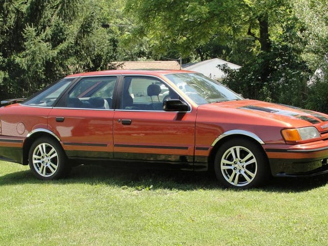 At $2,800, Do The Stars Point to This 1988 Merkur Scorpio Being a Great Deal?